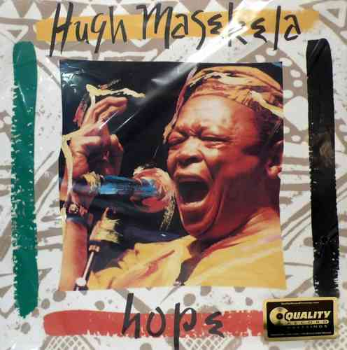 HUGH MASEKELA - APJ-82020  Analogue Productions  - HOPE 2LP 45rpm out of print!