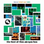 THREE BLIND MICE - IMP-6022-45 - THE BEST OF TBM - 6 LP BOX - MISTY - MIDNIGHT SUGAR