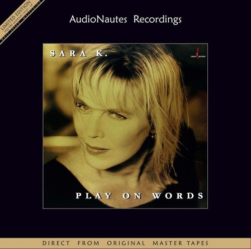 AUDIO NAUTES - AN-1602 - SARA K. - PLAY ON WORDS - LP