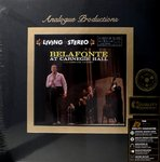 HARRY BELAFONTE - LIVE AT CARNEGIE HALL - AAPF-6006-45 - 5LP BOX